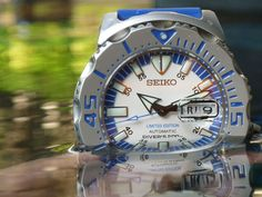Seiko Snow Monster - Thailand Limited Edition…