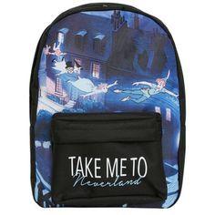 Disney Peter Pan Neverland Backpack