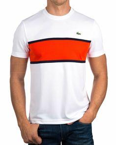 Camisetas Lacoste ® Hombre - FKA | ENVIO GRATIS Polos Lacoste, Lacoste Sport, Custom Polo Shirts, Mens Polo T Shirts, Le Polo, Burberry Men, Men Looks, Shirt Designs, Menswear