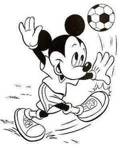 imagenes de mickey mouse para colorear - MySearch