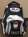 USA Rugby All American BLK Backpack. Brand New