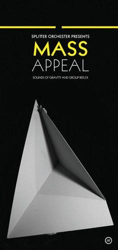 Splitter Orchester presents Mass Appeal @ Wabe (Berlin)