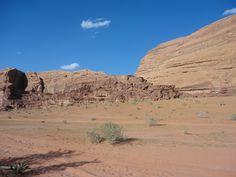 Wadi Rum, Jordanië '16