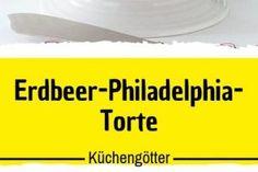 Universeller Joghurt-Hefeteig für alles - Küchengötter Philadelphia Torte, Sauerkraut, Kollektiv, Healthy, Desserts, Food, Cakes, Women, Recipes