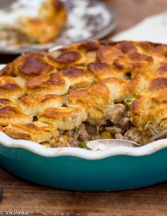 """British Meat pie.  Not sure I'd call it a """"meat"""" pie...sounds too horsey!  gayle"""