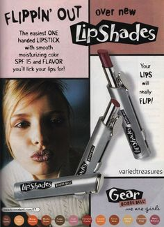 Back-to-school always meant updating your cosmetics pouch, usually with Bonne Bell's latest in lipwear. | 22 Back-To-School Products Every '90s Girl Absolutely Needed