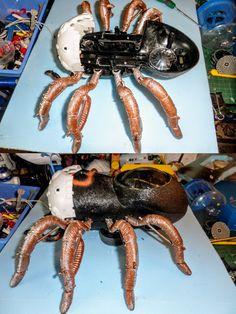 Photo in SS - Steampunk Spider - Google Photos
