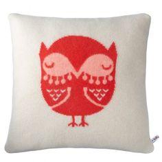 Owl Cushion - Accessories
