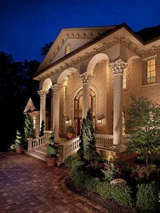 Stunning curb appeal.