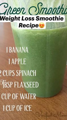 Weight Loss Smoothie Recipes, Fruit Smoothie Recipes, Smoothie Drinks, Weight Loss Drinks, Smoothie Diet, Detox Drinks, Diabetic Smoothie Recipes, Avocado Smoothie, Healthy Weight Loss