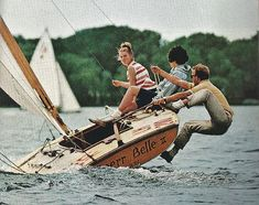 I must try! Is this called small boat sailing? Jt