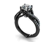 Black ring