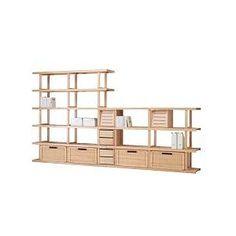 existing furniture ikea norrebo shelving unit living room design pinterest meubles. Black Bedroom Furniture Sets. Home Design Ideas
