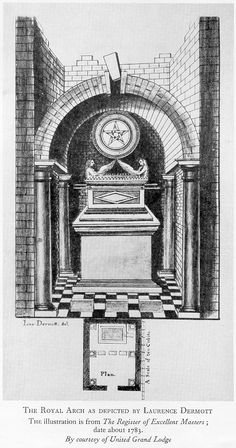 Freemasons' Book of the Royal Arch by Bernard E. Jones