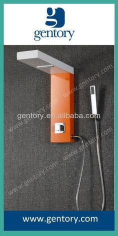 2014 novo modelo de alumínio do painel do chuveiro- a091 com led-Torneiras de Banho e chuveiro -ID do produto:1592749002-portuguese.alibaba.com