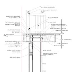 Flat roof design detail detail drawings pinterest we for Flat roof plan drawing