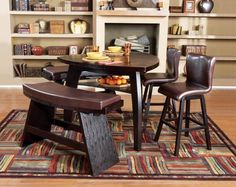 Beau Shop For A Noah 4 Pc Pub Diningroom At Rooms To Go. Find Dining Room Sets  That Will Look Great In Your Home And Complement The Rest Of Your Furniture.