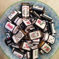 Mah Jongg candy