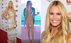 Elle Macpherson stuns at 50: Her low-carb alkaline diet and yoga workout tips