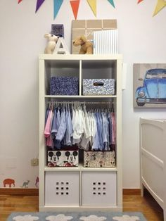 Superb IKEA Hacked Baby Closet. I Really Want To Use This Tutorial To Redo Our  Closet For The Kids! | My Clothing Closet | Pinterest | Ikea Hack,  Tutorials And ...