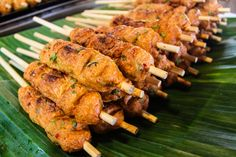 food | ... 20 is where you probably most want to go to gorge on cheap Thai food