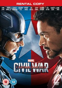 The Avengers become split into two opposing factions, headed by Captain America and Iron Man