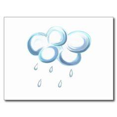Rain Cloud By Prawny