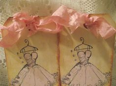Save The Date Gift Tags And  Will  You Be My   Maid Of by mslizz, $19.00