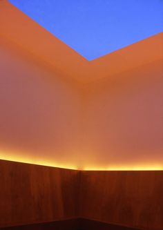 James Turrell. Meeting. 1986. Photograph by Michael Moran. © MoMA PS1 www.momaps1.org