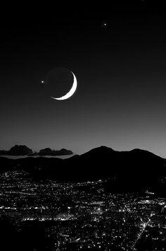 Black & White ...Moon Moods