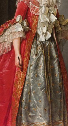 Portrait of Madame Adélaïde by Adélaïde Labille-Guiard, 1787 18th Century Clothing, 18th Century Fashion, 17th Century, Historical Costume, Historical Clothing, Fashion History, Fashion Art, Foto Portrait, Vintage Outfits