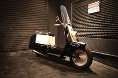 1960 HARLEY-DAVIDSON TOPPER SCOOTER