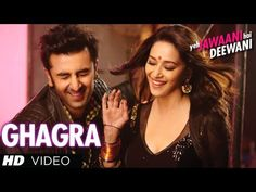 "Madhuri Dixit is back with her latest song ""Ghagra"" from movie ""Yeh Jawaani Hai Deewani"". Ghagra is an ethereal song based on folk balladry in magical voice of Rehka Bharadwaj and Vishal Dadlani. The lyrics are penned by Amitabh Bhattacharya while music is composed by Pritam."