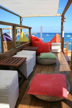 Vista al mar - Picture of Banana Lounge ...