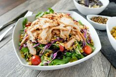 Chick-fil-A's Spicy Southwest Salad