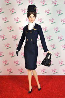 """Magia 2000 ooak fashiondolls: Magia 2000 for """"Barbie & Alitalia"""""""
