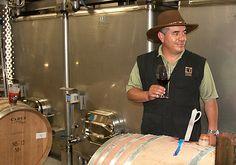 Mi Sueño winery and owner Rolando Herrera