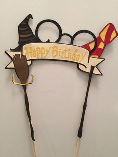 Harry potter ideas for kids harry potter decoration ideas harry potter Bolo Harry Potter, Cumpleaños Harry Potter, Harry Potter Birthday Cake, Harry Potter Cosplay, Papercraft Harry Potter, Birthday Cake Toppers, Card Birthday, Birthday Ideas, Toy Story Cake Toppers
