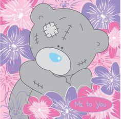Tatty Teddy - Face Cloth