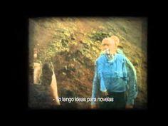 """José y Pilar (2010)  Documental sobre amor y literatura que nos introduce en la vida de José Saramago y Pilar del Río durante el proceso de creación del libro """"El viaje del elefante"""""""