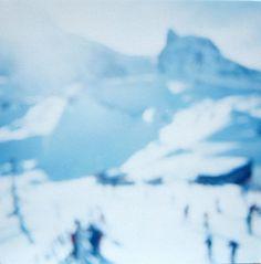 flicker 2005    C-print on panel,laminate  18×18×3.6cm Mitsuhiro Yamagiwa
