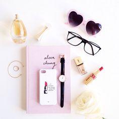 Pretty things.   #pretty #pink #chanel #summer