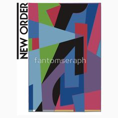 New Order Factus 8 Shirt Joy Division