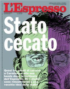 La copertina dell'Espresso in edicola da domenica 23 luglio
