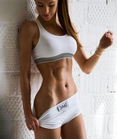 Very Fit www.OnlyRippedGirls.com #Fitness #Gym #FitnessModel #Health #Athletic #BeachGirl #hardbodies #Workout #Bodybuilding