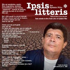Blog do Epitácio Filho: IPSIS LITTERIS