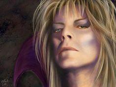Jareth - labyrinth Fan Art