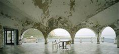 Abandoned islands in the Mediterrean