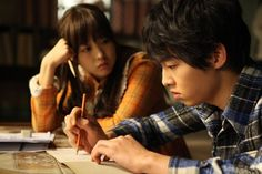 Still of Bo-yeong Park and Joong-ki Song in A Werewolf Boy (2012)