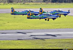 5966 - Brazil - Air Force Embraer EMB-314 Super Tucano A-29B at Pirassununga (Campo Fontenelle) | Photo ID 312250 | Airplane-Pictures.net